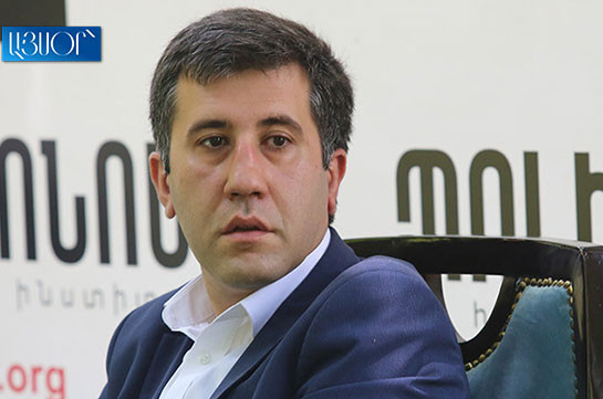 Любое решение в пользу Давида Тонояна следует трактовать как результат сделки – Рубен Меликян