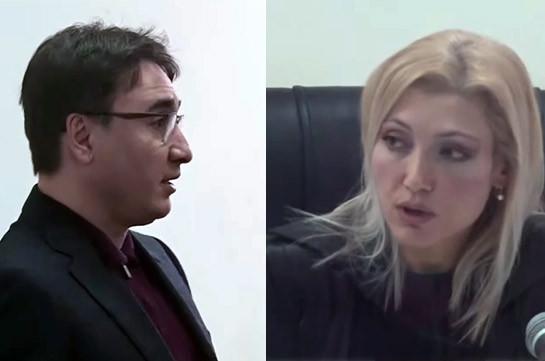 Судья не разрешила Армену Геворкяну покинуть страну на 4 дня