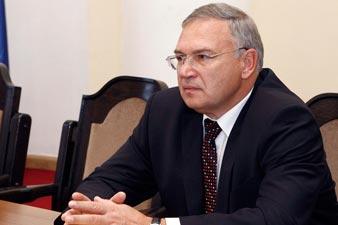 Minister of Belorussia:Armenian brandy is appreciated in Belarus