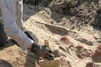 В пещере Арени найдена древнейшая юбка – 4 тысячелетия до н.э