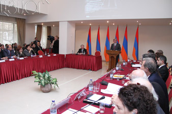 International Conference on Armenian Genocide kicks off