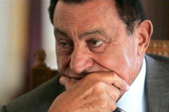 Media: Hosni Mubarak in coma