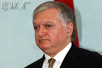 Edward Nalbandian to travel to Vienna on March 1