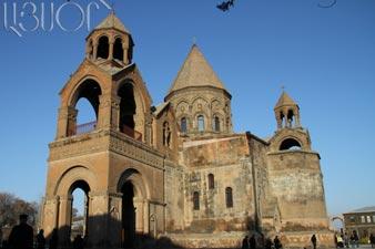 Армянская Церковь отмечает Благовещение Пресвятой Богородицы