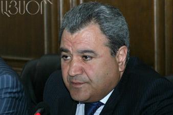 Глава Контрольной палаты Армении посетит Москву и Финляндию