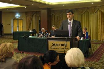 Yerevan hosts First International Nursing Congress