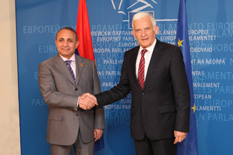 President of European Parliament to visit Armenia on May 18