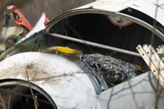 Обломки самолета Леха Качиньского передадут Польше до конца лета
