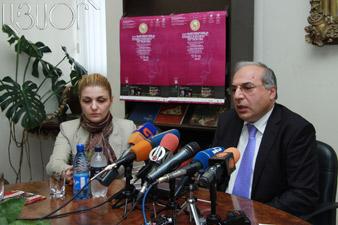 В Ереване сегодня стартует конкурс имени Арама Хачатуряна