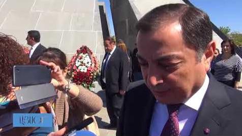 Թուրքիան պետք է հասկանա իր նախնիների ոճրագործությունը. Վահրամ Բաղդասարյան