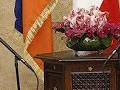 Տեղի է ունեցել ՀՀ վարչապետի պաշտոնակատարի և Լիբանանի նախագահի հանդիպումը