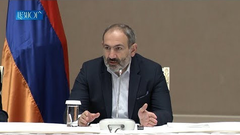 Armenia's acting PM meets with representatives of Armenian community in Kazakhstan