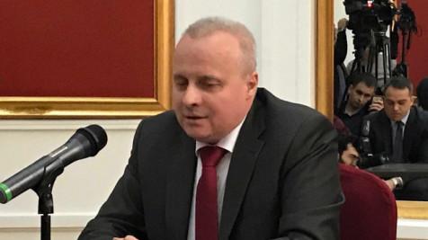 Пресс-конференция посла России в Армении Сергея Копыркина