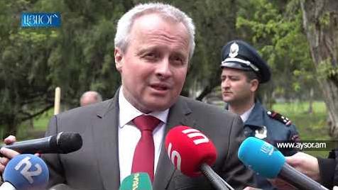 Посол: Антиармянской направленности в российских СМИ нет
