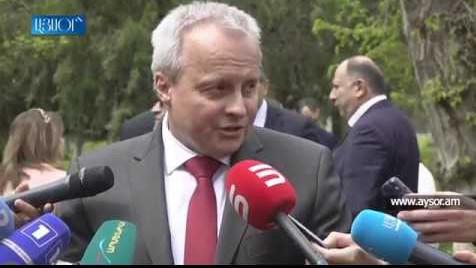 Посол РФ: Армяно-российские отношения устремлены в будущее