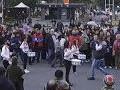 LIVE. Ջահերով ավանդական երթը` «Ամբողջական և արդար հատուցում» կարգախոսով