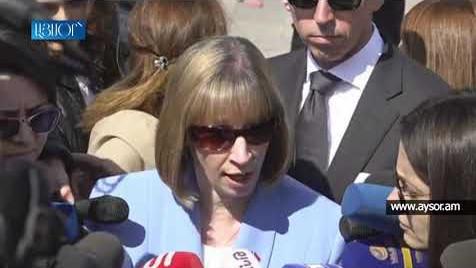 США не отрицают этот исторический факт: посол США о Геноциде армян