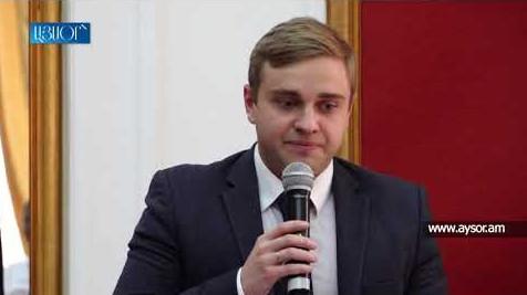 В Армении впервые проходит Российская гастрономическая неделя