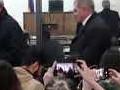 Սերգո Կարապետյանին դատարանում դիմավորեցին «ամոթ» վանկարկումներով