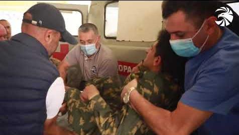 Հակառակորդը թիրախավորել է ՀՀ հարավային սահմանը, կան վիրավորներ