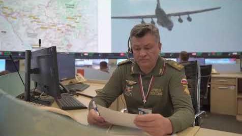 Развертыванием российских миротворцев в Карабахе занимается Национальный центр управления обороной