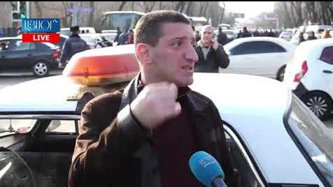 Ժողովուրդն ունի ապստամբության իրավունք. Գևորգ Պետրոսյան