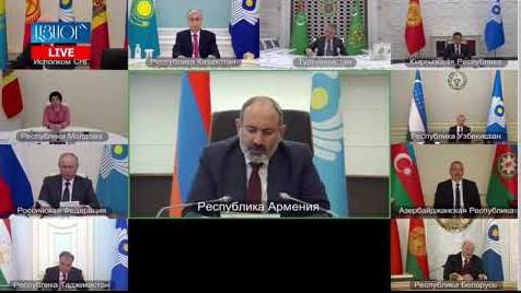 Пашинян о передаче карт минных полей и подписании мирного соглашения с Азербайджаном