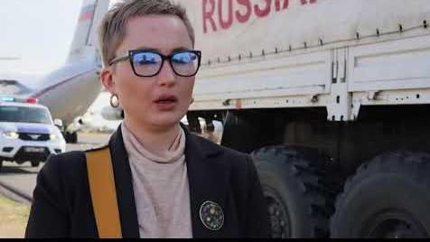 Ռուսաստանը 10 տոննա հումանիտար բեռ է ուղարկել Արցախի բնակիչներին