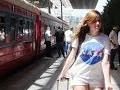 Այսօր Երևանից Բաթումի է մեկնել այս տարվա առաջին գնացքը
